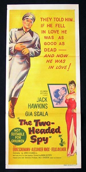 The Two-Headed Spy (1958)