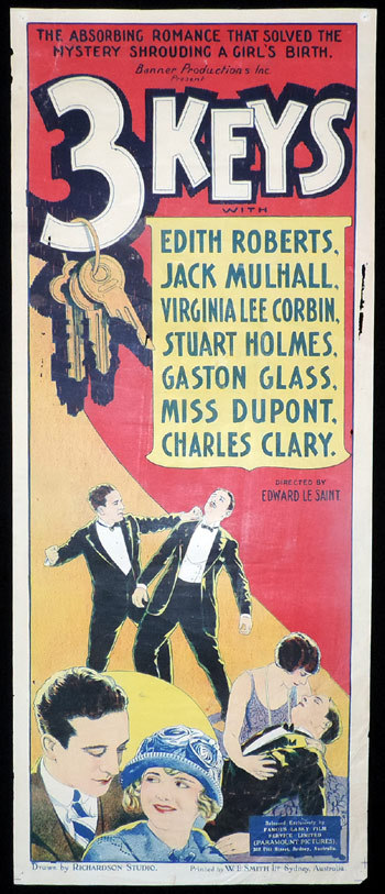 GALLERY Richardson Studio - Original Australian Daybill Movie posters