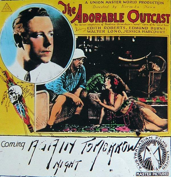 Outcast (1928) Movie