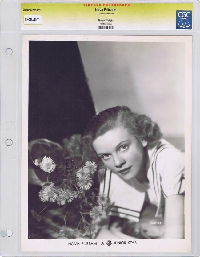 YOUNG AND INNOCENT 1937 Vintage Movie Still 1 Hitchcock Nova Pilbeam