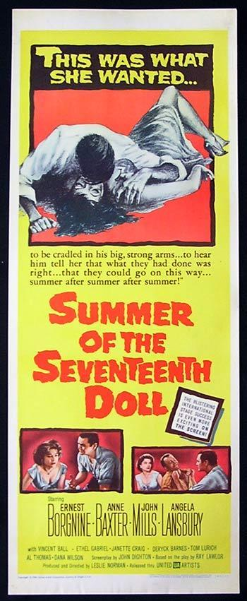 summer of the seventeenth doll essays Essays research papers - summer of 17th doll review summer of the seventeenth doll and on our selection are two the play summer of the 17th doll consists of.