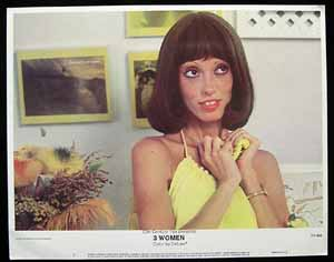 3 WOMEN Lobby Card 7 Robert Altman Sissy Spacek