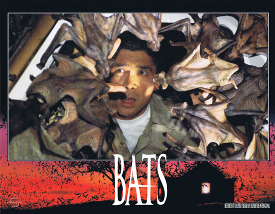 BATS 1999 US Lobby Card 2 Lou Diamond Phillips
