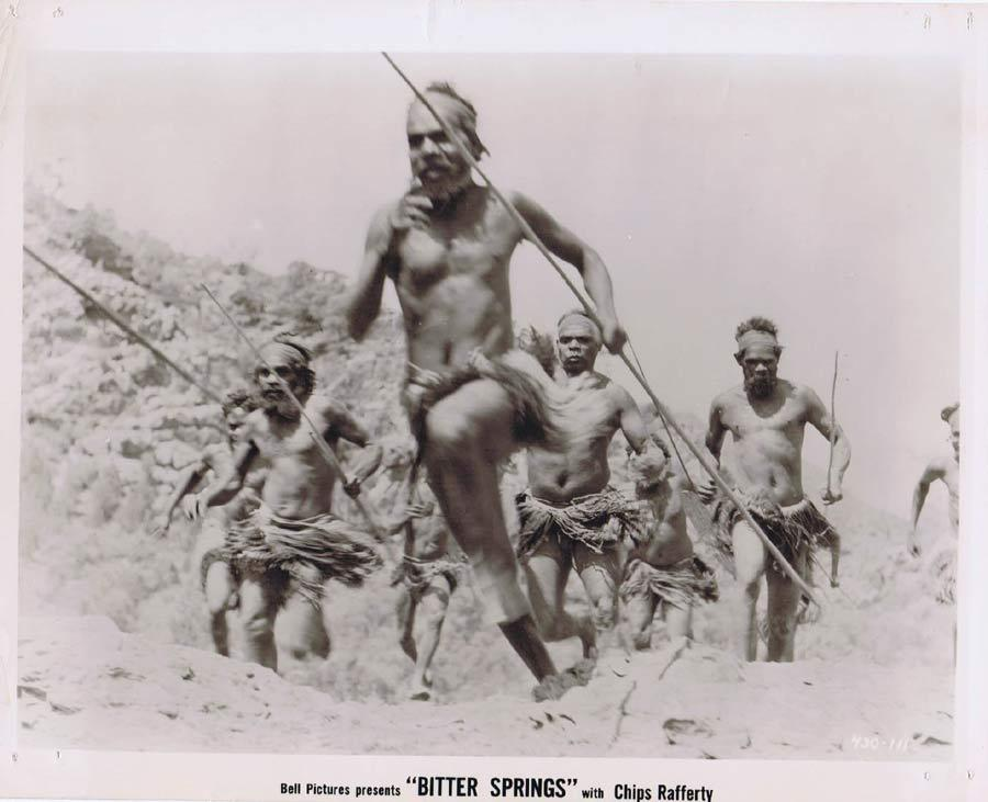 BITTER SPRINGS Original Movie Still 5 Charles Tingwell Chips Rafferty