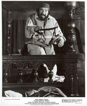 Blackbeard's Ghost-USTINOV-DISNEY-Still #15