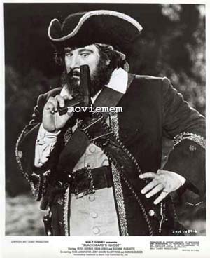 Blackbeard's Ghost-USTINOV-DISNEY-Still #19