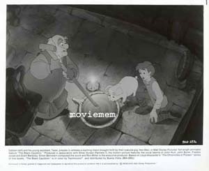 THE BLACK CAULDRON-Rare original DISNEY Still #2