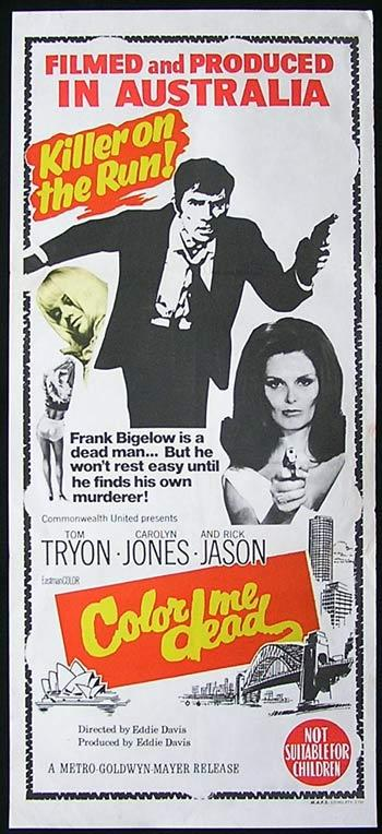 Tryon movie poster