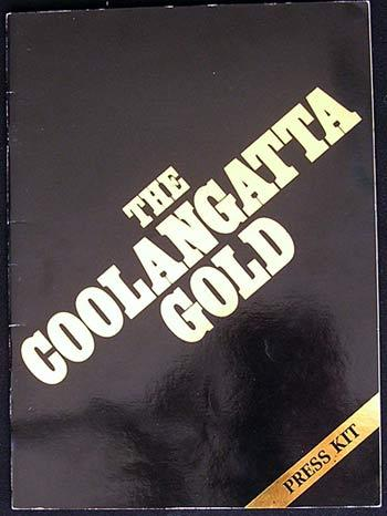 COOLANGATTA GOLD 84 Surfing-Ironman Colin Friels RARE Original Press Kit