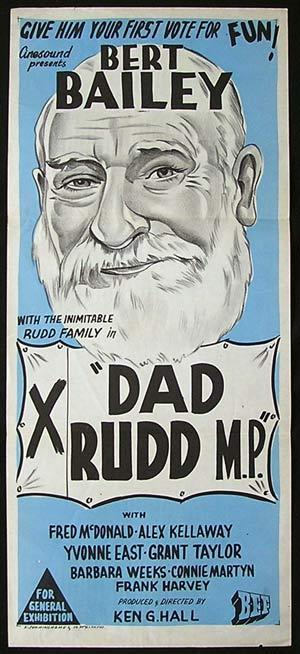 Dad Rudd, M.P. (1940) 