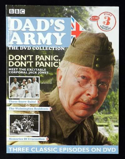 DAD'S ARMY Magazine 3 Corporal Jones