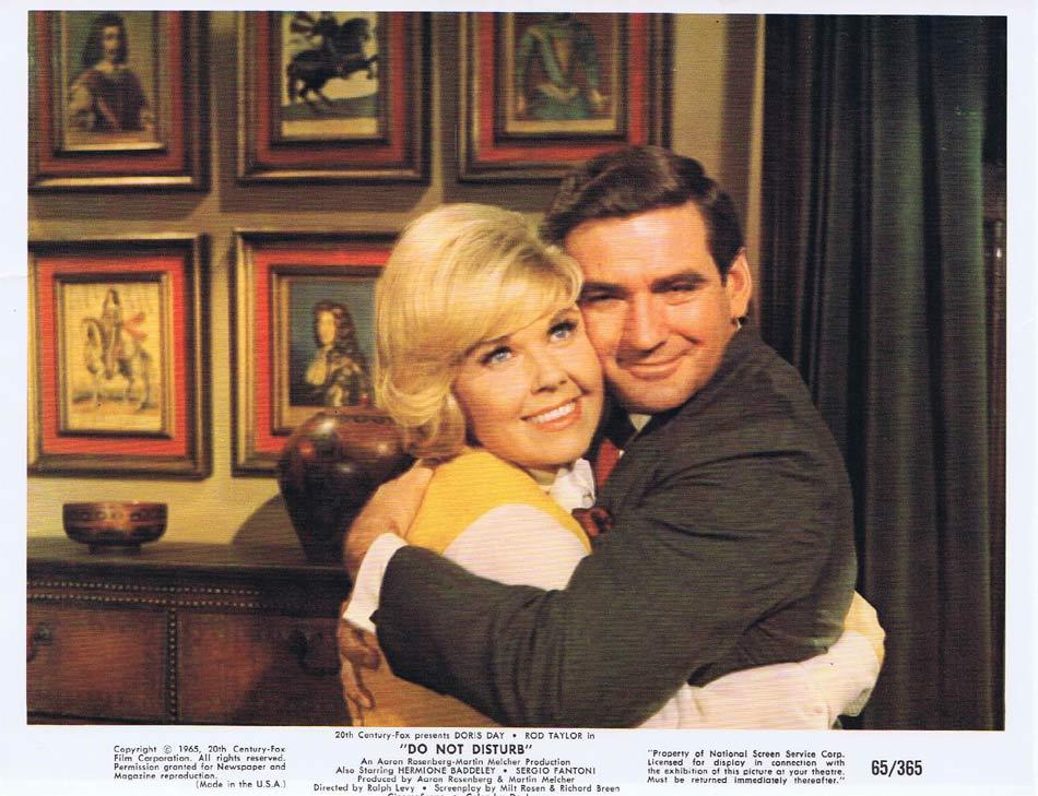 DO NOT DISTURB Vintage Colour Movie Still 9 Doris Day Rod Taylor