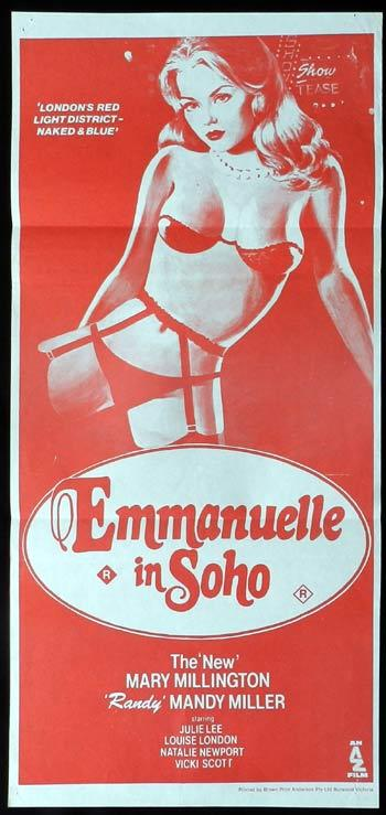 Emmanuelle In Soho [1981]