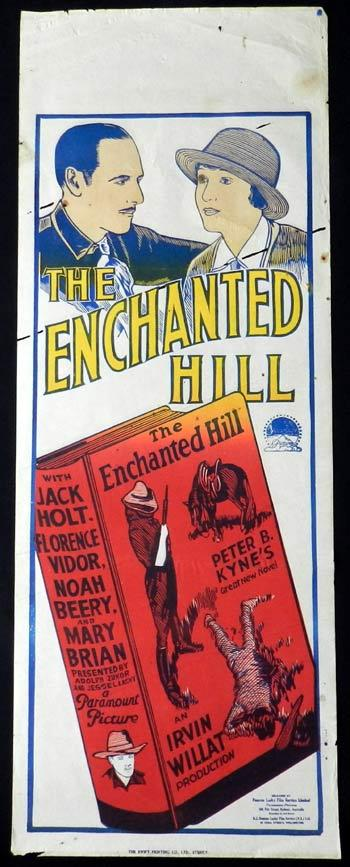 The Enchanted Hill (1926) 