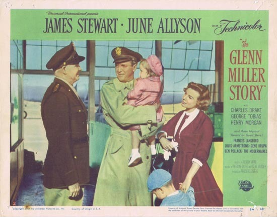 The Glenn Miller Story (1954)