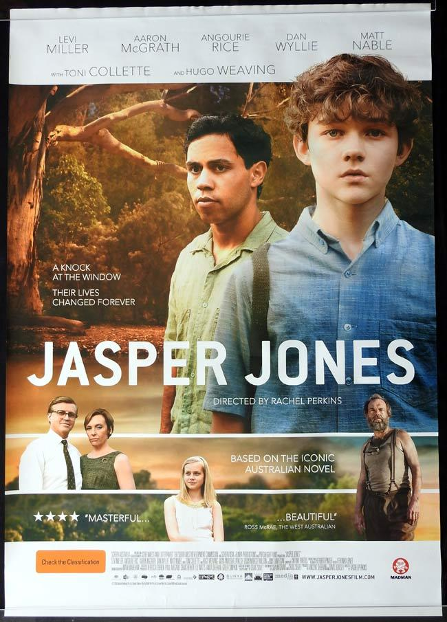JASPER JONES Australian One sheet movie poster Levi Miller Toni Collette Hugo Weaving