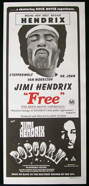 """Free"" and ""Popcorn"" (1969) 