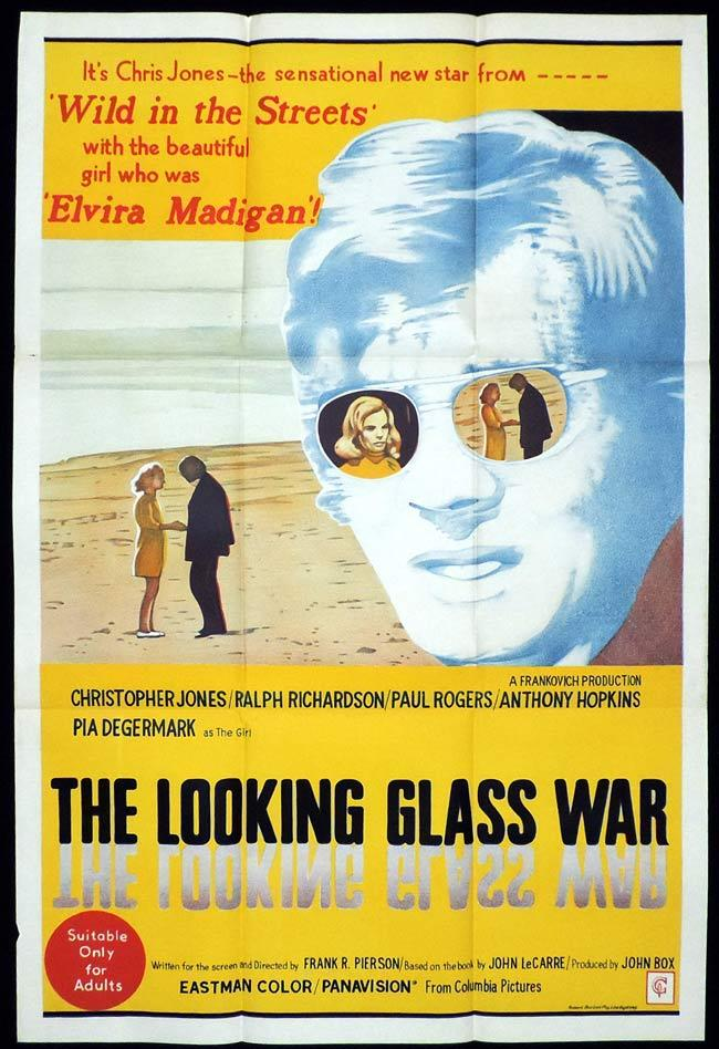 THE LOOKING GLASS WAR One Sheet Movie Poster Christopher Jones John Le Carre