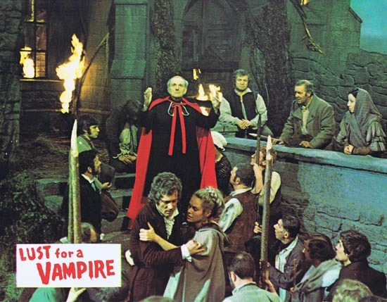 Lust for a Vampire (1971) Hammer Horror
