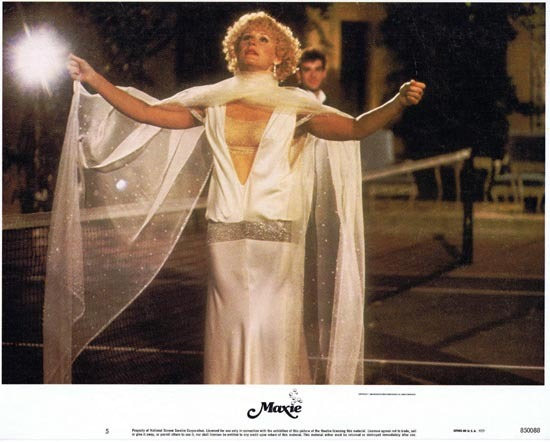 MAXIE Lobby Card 5 Glenn Close aka Free Spirit