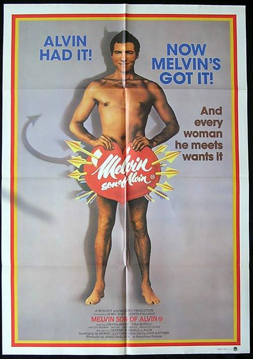 Melvin, Son of Alvin (1984)