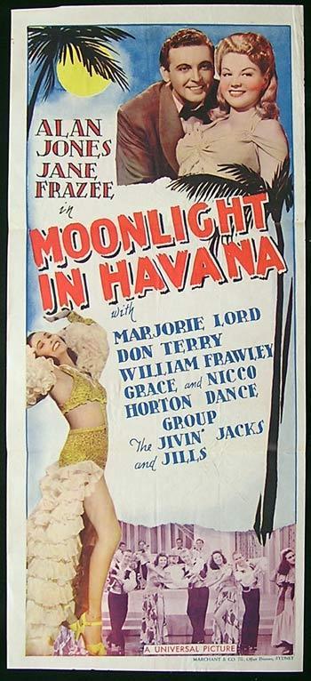 Moonlight in Havana movie