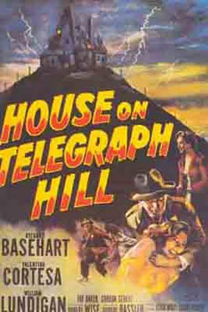 THE MOVIE Magazine No. 121 House on Telegraph Hill Baseheart