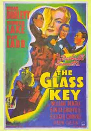THE MOVIE Magazine No. 39 The Glass Key VERONICA LAKE on Back Cover