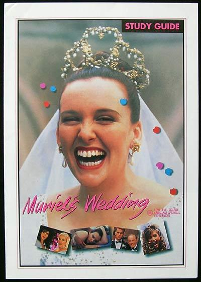 a literary analysis of muriels wedding by hogan Explore jamie cline's board muriel's wedding on pinterest directed by pj hogan muriels wedding- probably one of my most favorite a literature student.
