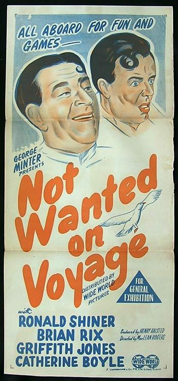 Not Wanted on Voyage (1957)