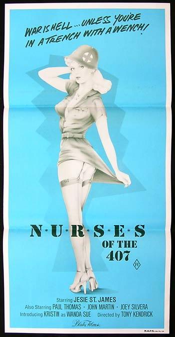 Nurses of the 407 1981 6