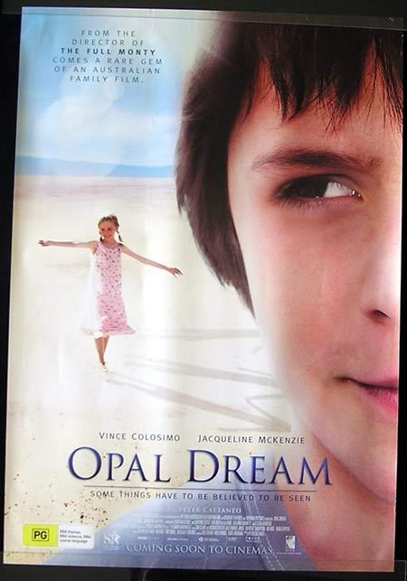 OPAL DREAM Movie Poster 2006 Jacqueline McKenzie Australian one sheet