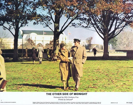 THE OTHER SIDE OF MIDNIGHT Lobby Card 3