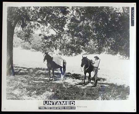 Untamed (1955)