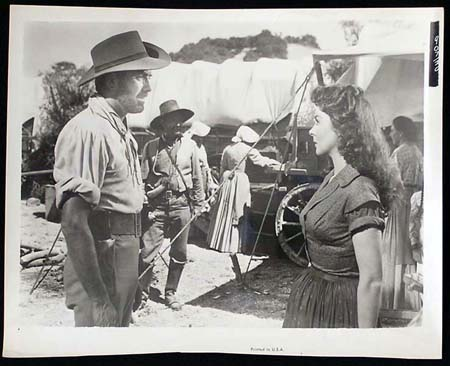 UNTAMED '55 Susan Hayward Tyrone Power RARE Original Movie Still #12