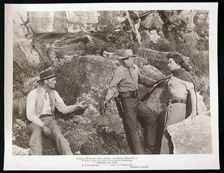 GARDEN OF EVIL '54 Gary Cooper Susan Hayward-Movie Still #15