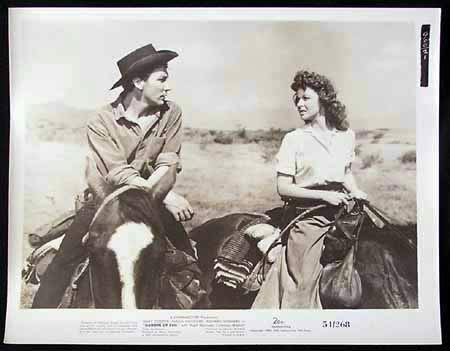 GARDEN OF EVIL '54 Gary Cooper Susan Hayward-Movie Still #12
