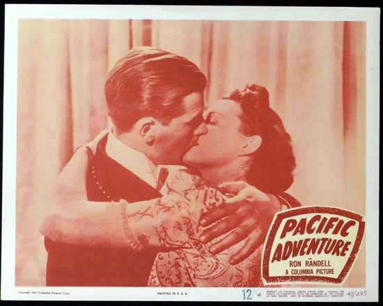 SMITHY aka PACIFIC ADVENTURE 1946 Ken G. Hall KINGSFORD SMITH Lobby Card 4
