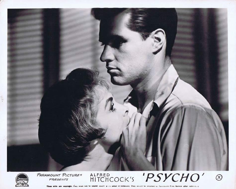 PSYCHO Front of House Movie Still 5 Alfred Hitchcock Janet Leigh