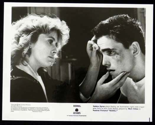 Rebel Movie New Stills: REBEL 1985 Matt Dillon Bryan Brown Debra Byrne Original