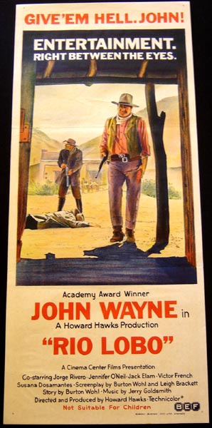 gallery john wayne australian movie posters