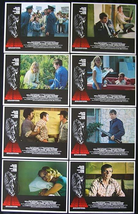 ROLLING THUNDER Lobby Card set 1977 Vietnam Tommy Lee Jones