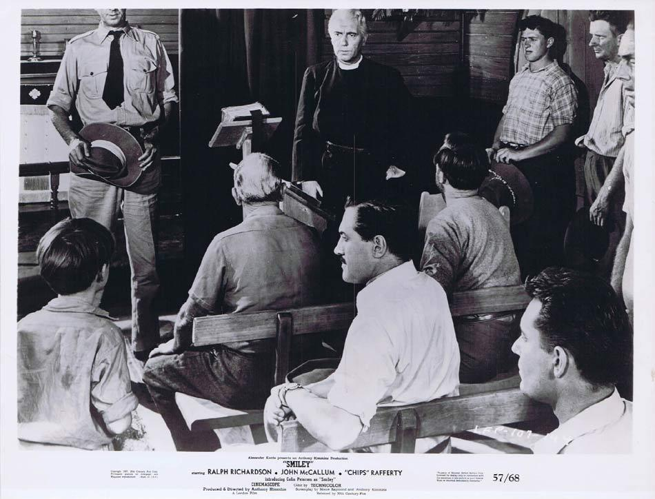 SMILEY Original Movie Still 8 Colin Petersen CHIPS RAFFERTY 1957