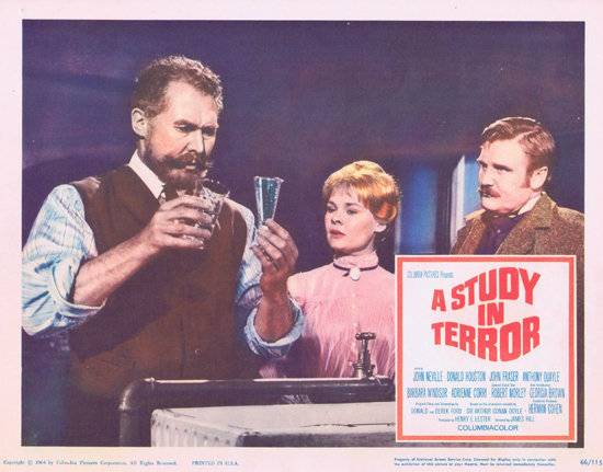 Download A Study in Terror (1965) 1080p Kat Movie [] with ...