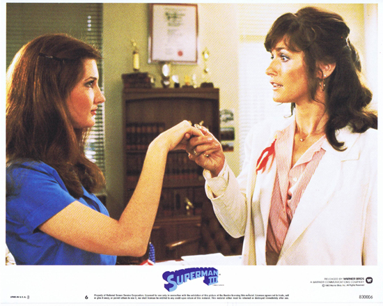 SUPERMAN III 1983 Margot Kidder ORIGINAL US Lobby Card 6