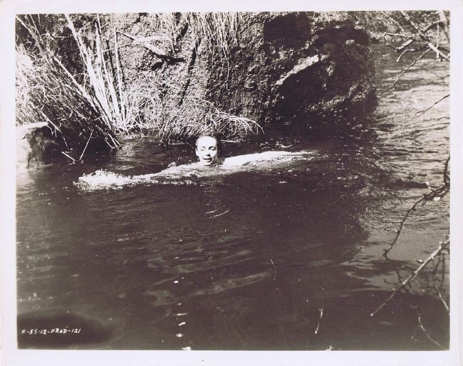 TARZAN AND THE LOST SAFARI Vintage Movie Still 54 Betta St John swims