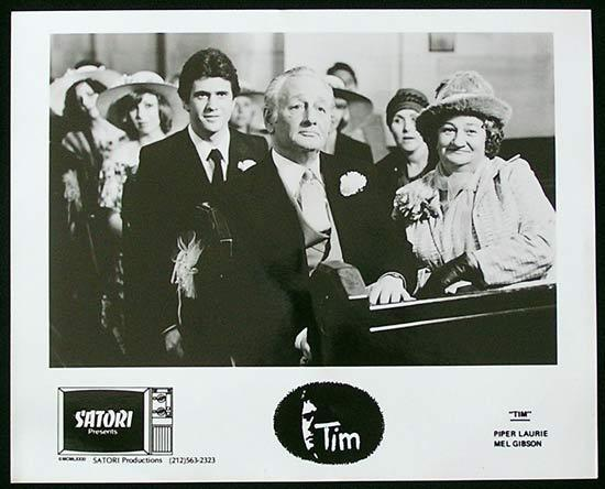 TIM 1979 Mel Gibson ORIGINAL Rare Movie Still 2