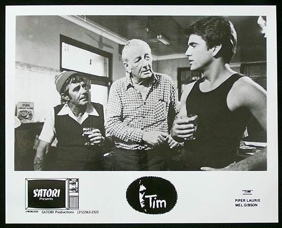TIM 1979 Mel Gibson ORIGINAL Rare Movie Still 6