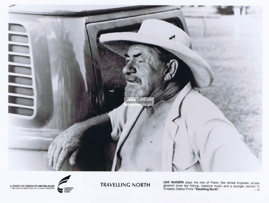 TRAVELLING NORTH Original Movie Still 1 Leo McKern David Williamson