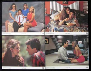 WORTH WINNING '89-Mark Harmon ORIGINAL Lobby card set